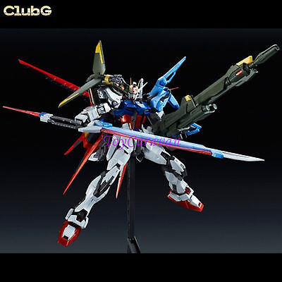 Premium Bandai Gundam 1/100 MG Perfect Strike Gundam Special Coating Ver.