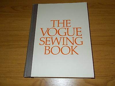 Vintage~The Vogue Sewing Book~How To Use Patterns~Techniques~Sewing Fashion