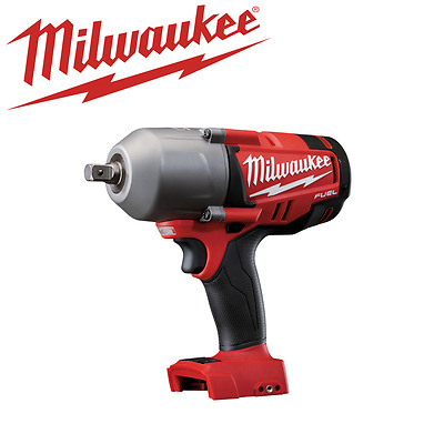"""Milwaukee - M18 3/4"""" High-Torque Impact Wrench Friction Ring M18CHIWF340 - Bare"""