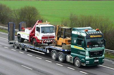Recovery And Transport Anywhere In The Uk At Sensible Rates
