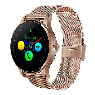 K88H Bluetooth Smart Wrsit Watch Sport SIRI For IOS Android Samsung iPhone SONY