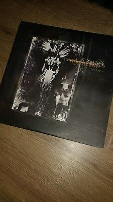 FIELDS OF THE NEPHILIM Earth inferno vinyl double lp
