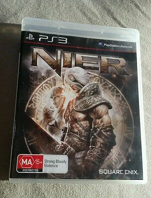 Nier for Sony Playstation 3 PS3 - Aus Pal - Complete with manual