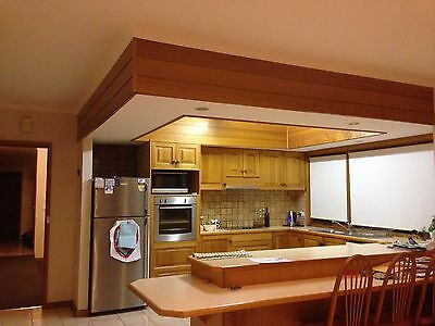 Timber Kitchen ---MUST SELL