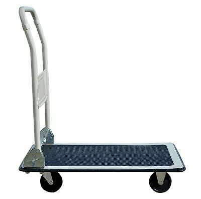 Pro-Series Folding Platform Rolling Hand Truck Utility Dolly 330 Lb Capacity New