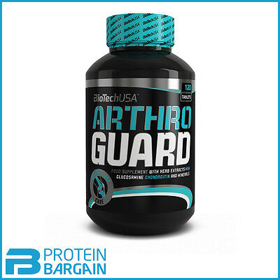 BioTech USA Arthro Guard 120 Caps Joints And Bones Support Collagen Glucosamine