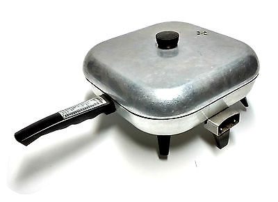 Sunbeam Skillet Replacement Parts for Vtg Model RL-1 Electric Automatic Fry Pan