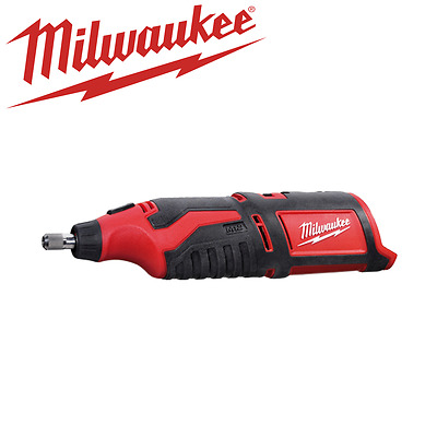 Milwaukee - M12 - 12V Lithium-Ion Cordless Rotary Tool - C12RT-0 - Tool Only
