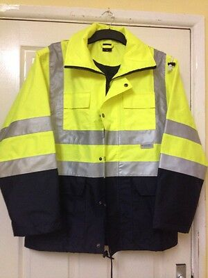 High Visibility Coat Size Small