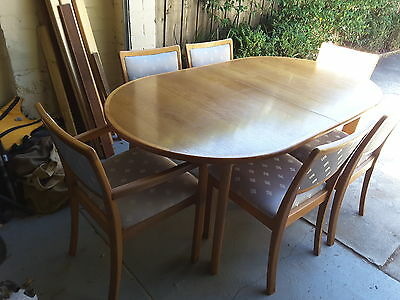 Parker table and chairs