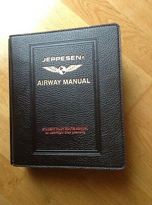 Jeppesen  Airway Manual 2010 Student Pilot Route Manual