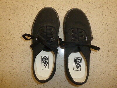 Vans Kids shoes (size 12) brand new
