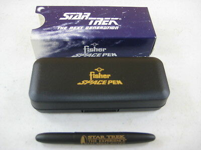 Star Trek The Experience Photon Torpedo Fisher Space Pen