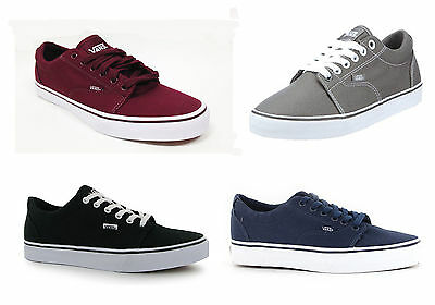 Authentic Vans Kress Skater Shoes Trainers NEW