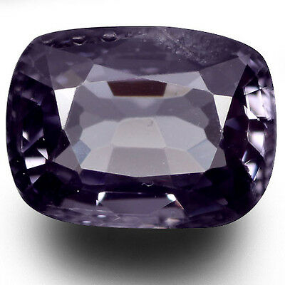 1.06 Ct Charming Rare Mind Blowing Luster Natural Purple Pink Spinel