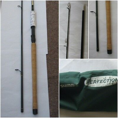 Shimano Perfection 1106 11ft Spinning Rod Spinning Rod Salmon and Trout