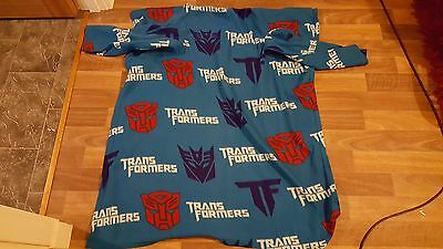 Transformers Snuggle Blanket