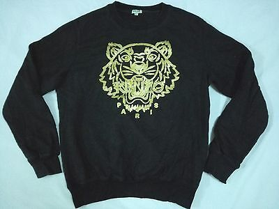 Original Kenzo Paris Tiger Graphic Sweatshirt Portugal Shirt Pullover