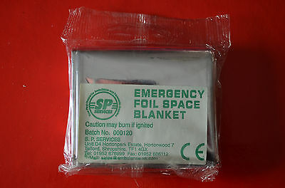 Emergency Foil Blanket, first aid, rescue
