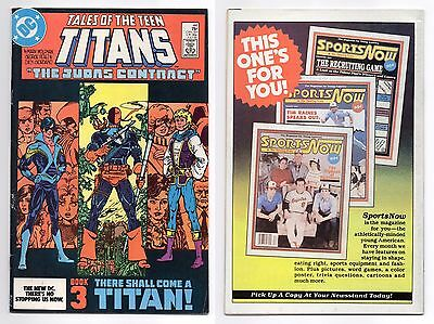 Tales Of The Teen Titans #44 1St Appearance Nightwing (Dick Grayson) Deathstroke