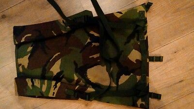 Camouflage camel back bag for drinking vessel new no tags