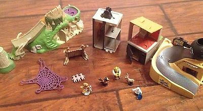 Disney Shrek micro playsets and figures