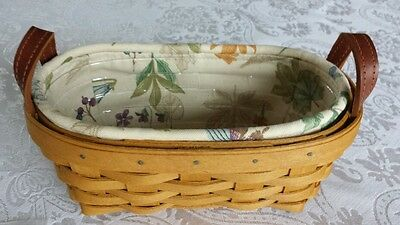 Longaberger Knick Knack Basket Set - NEW