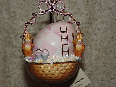 Patricia Breen Jeweled Easter Painting Spring