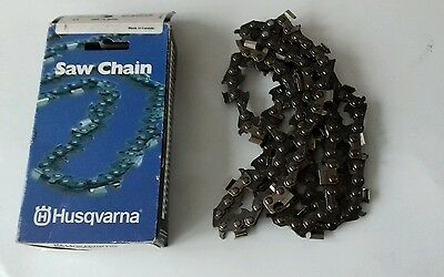 2 Chaines Tronconneuse Husqvarna 3/8 1,5 72 Maillons