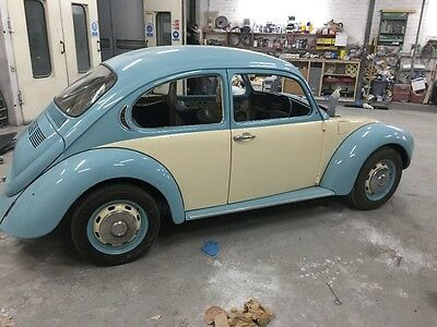 1971 volkswagen beetle 1302s unfinished project