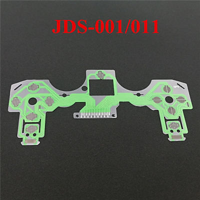 Conductive Film Replacement Controller Button Ribbon Circuit Board For PS4