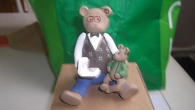kneede bears collection ornament