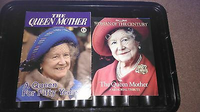The Queen Mother X 2 Vintage  Royal Magazines