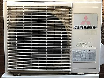 mitsubishi air conditioning unit