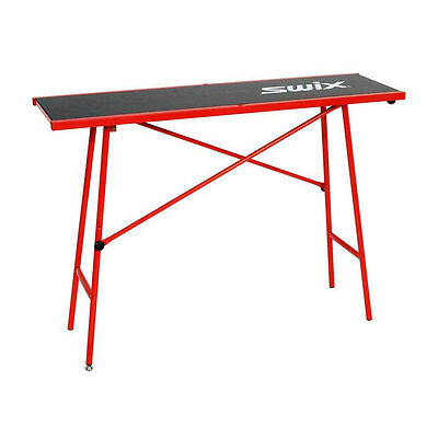 New Swix T75W Wide Waxing Table For Xc,alpine Skis & Snowboards 120X35 Cm Too75