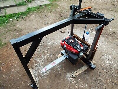 Chain Saw Portable Sawmill (in production process)
