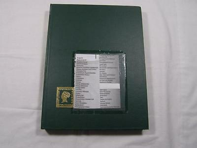 (3042) Africa & Area Stamp Collection M & U In 30 Side Stock Album