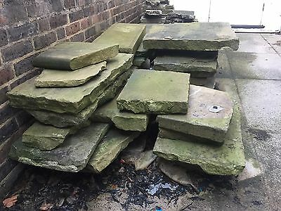York Stone Paving Slabs