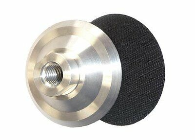 5 Inch Aluminum Backer (5 Pieces) Pad 5/8-11 Thread for Diamond Polishing Pad