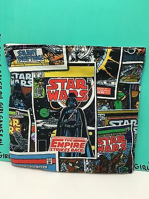 Star Wars The Empire Strikes Back Velcro Cosmetic/Pencil/Storage Case