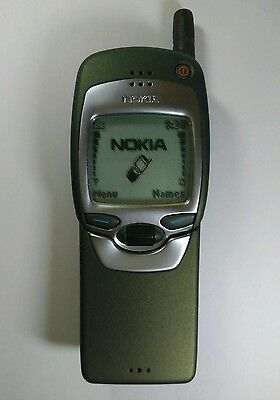 Nokia 7110 - Dummy Replica Fake Toy Non-Working Sample Retro Phone
