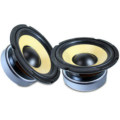 "2x Skytec 6.5"" Hi-Fi Speaker Drivers 500W UK Stock"