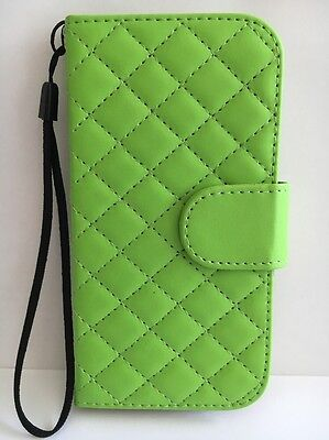 Magnetic Flip PU Leather Wallet Case Cover For Samsung Galaxy S3 III I9300 Green