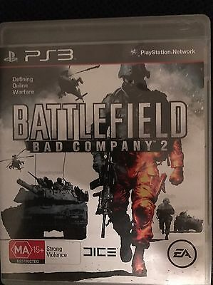 battlefield bad company 2 PlayStation 3
