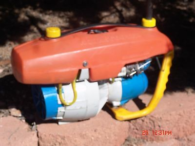 Aquascooter, Aqua Scooter, Just Fully Rebuilt With Upgrades. Limited Warranty
