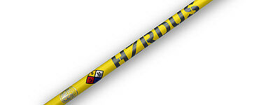 """Project X HZRDUS Yellow Driver  Shaft 45"""" PXG Adapter - 6.0 (Stiff)"""