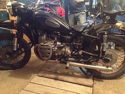 1968 Ural ural  1968, nice condition, no plastic, metal only