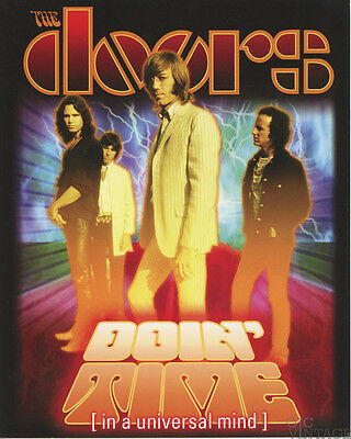 The Doors Don't Time 8x10 Postcard Photo by Joel Brodsky