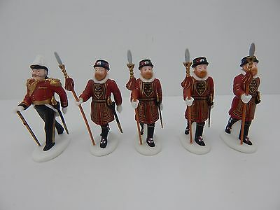 Dept 56 Dickens Village Yeomen of the Guard #58397 New in Box