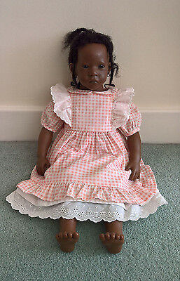 Annette Himstedt - Sanga Doll - Original - Very Good Condition!